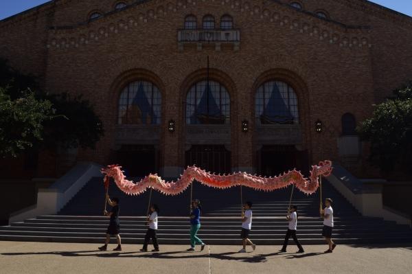 Texas Dragon/Lion Dance Team