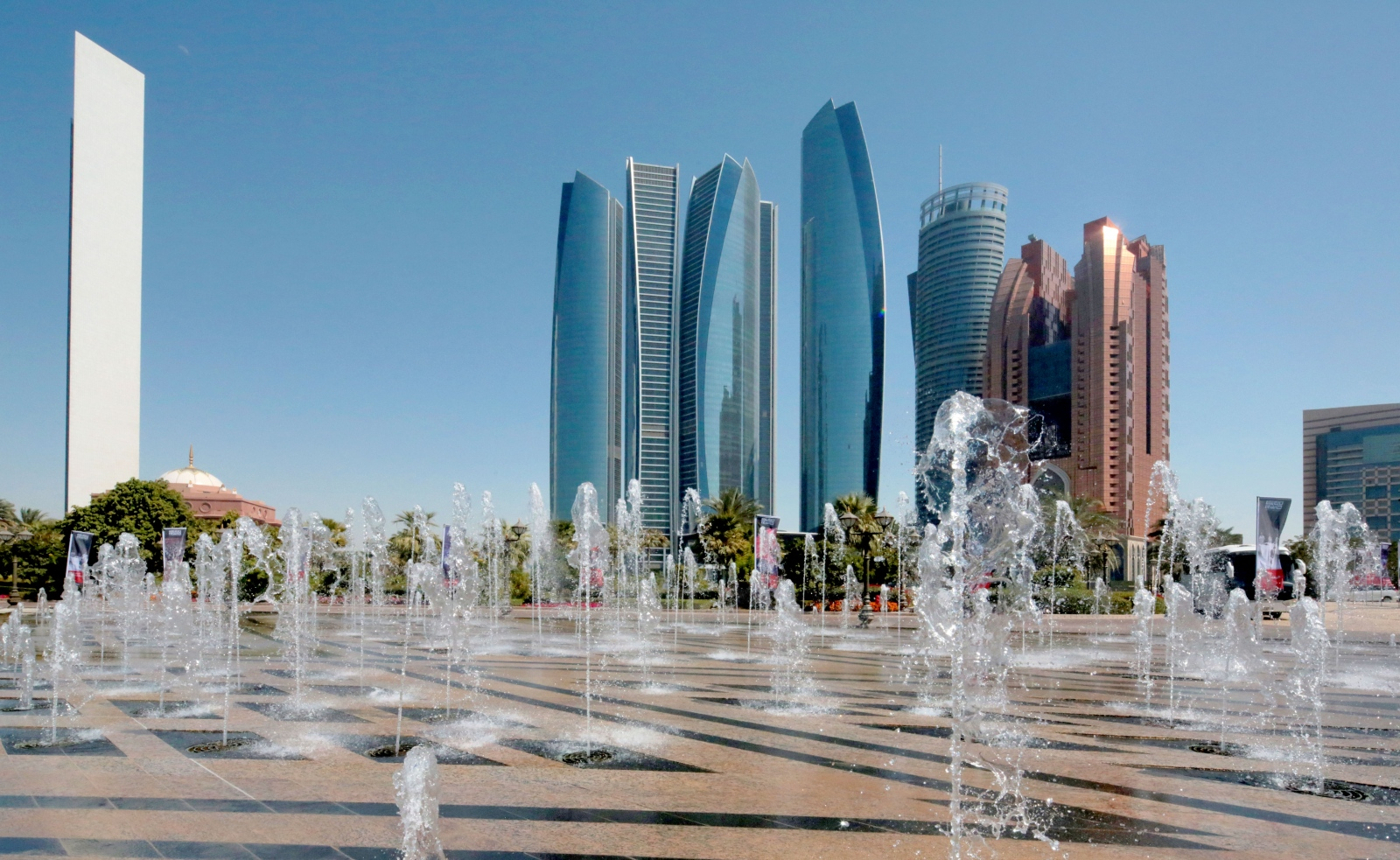Abu Dhabi Business District