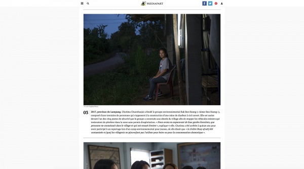 Client:  Mediapart - France  Published: March 2019