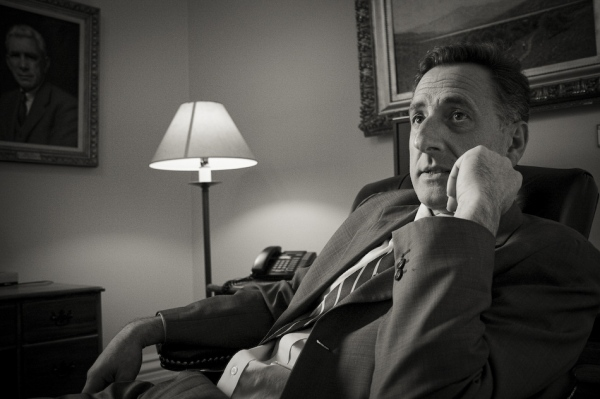 Gov. Peter Shumlin, D-VT
