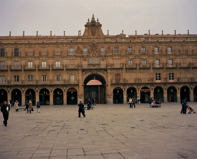 Art and Documentary Photography - Loading Travel_08_Plaza_Mayor_Salamanca.jpg