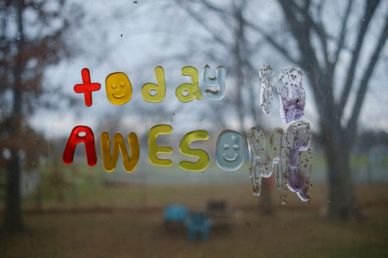 """Today is Awesome 24x36"""" Archival Pigment Print"""