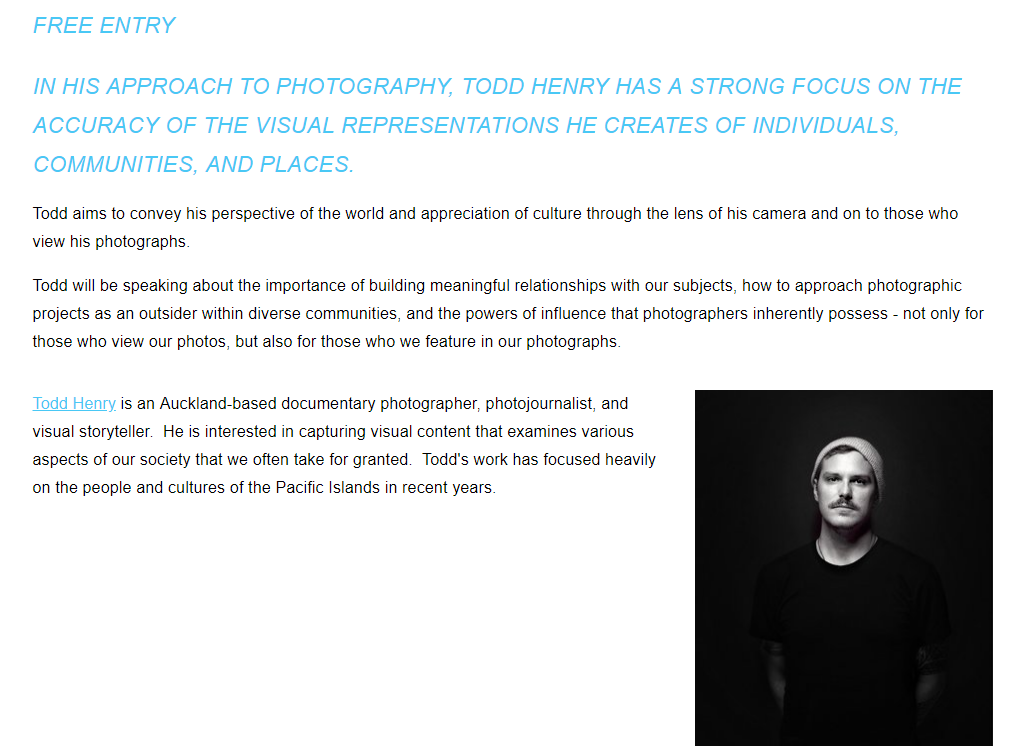 Art and Documentary Photography - Loading photival.PNG