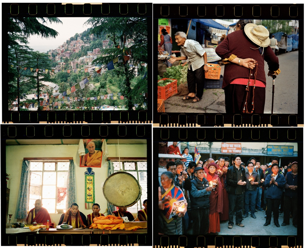 Art and Documentary Photography - Loading new dharamshala collageSMALL.jpg