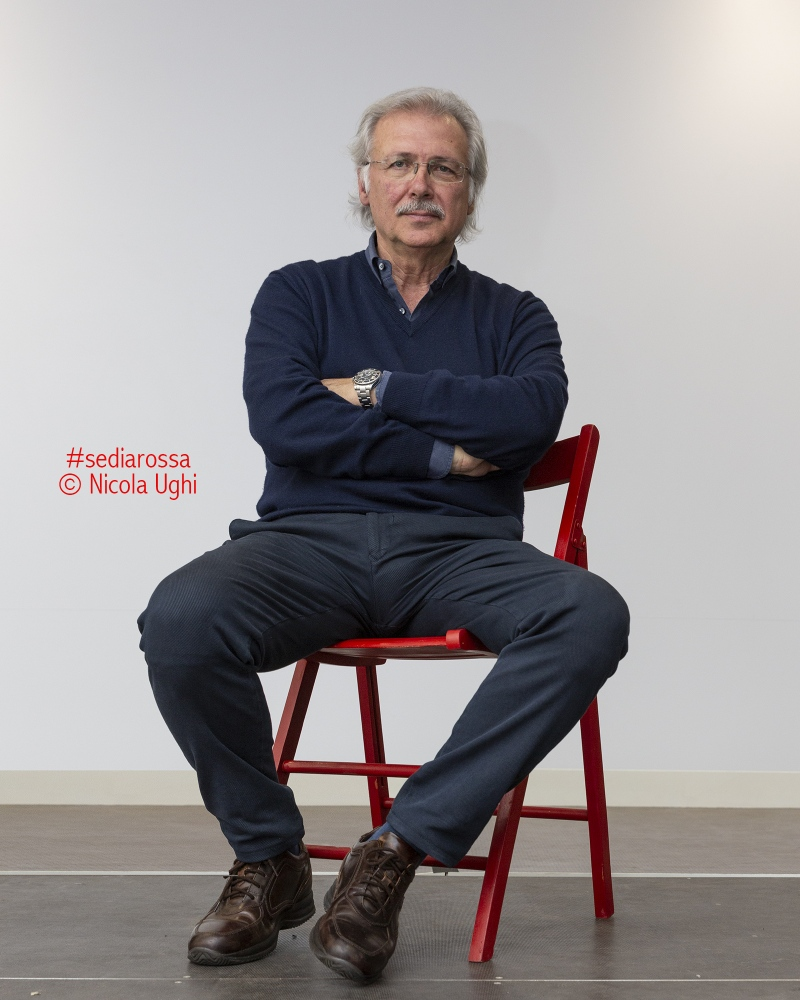 Il giornalista Massimo Marini