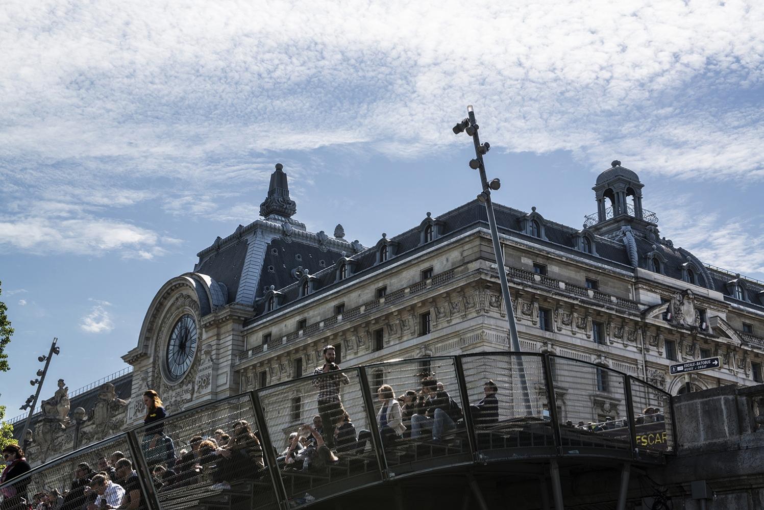 Paris: La gare D'Orsay