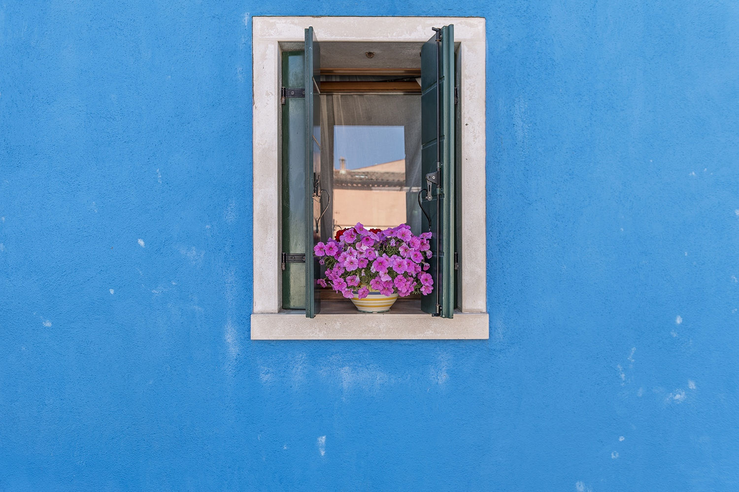 Burano's window