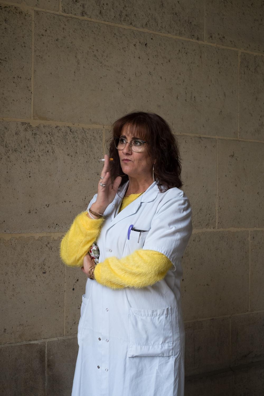 Maria , secrétaire médicale