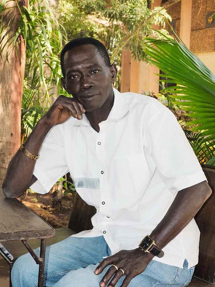 Originaire de Guinée-Bissau, Seydou Bobo est le rare musicien lusophone de Ouagadougou