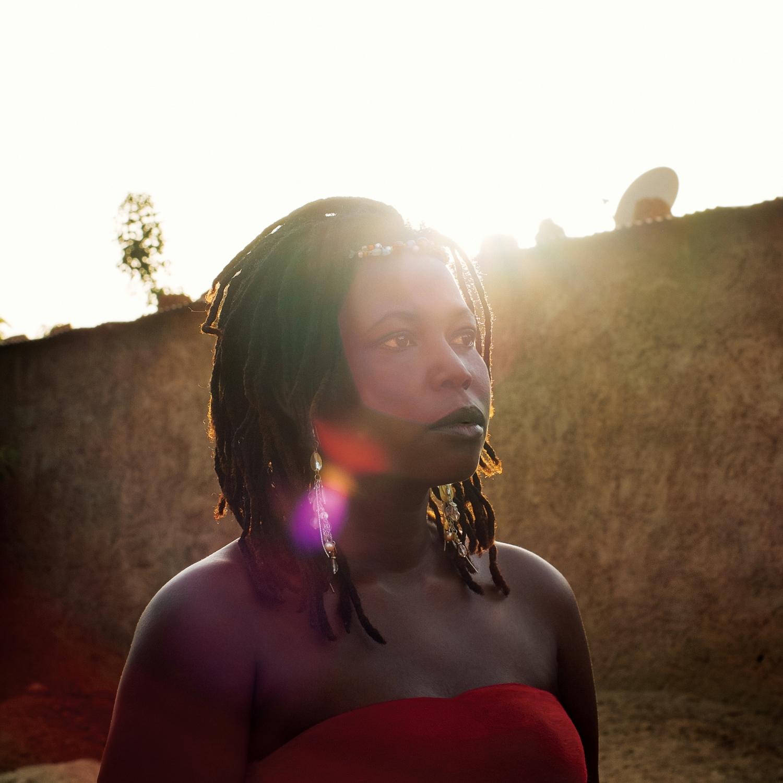 Rasma , Album Fille du Ghetto, Auto-production