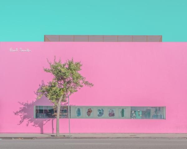 The Modern Paradise - Los Angeles, CA
