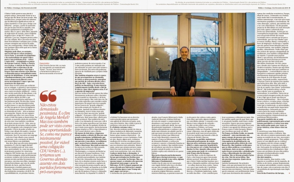 Assignment for Jornal Público in Oxford. Portrait of Timothy Garton Ash   https://www.publico.pt/2019/02/03/mundo/entrevista/sentem-nao-apenas-desigualdade-riqueza-desigualdade-respeito-1860236