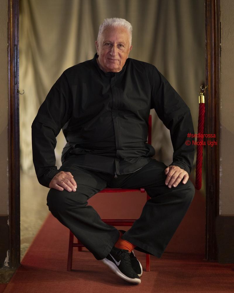 Il fotografo Massimo Vitali a Palazzo Pfanner a Lucca