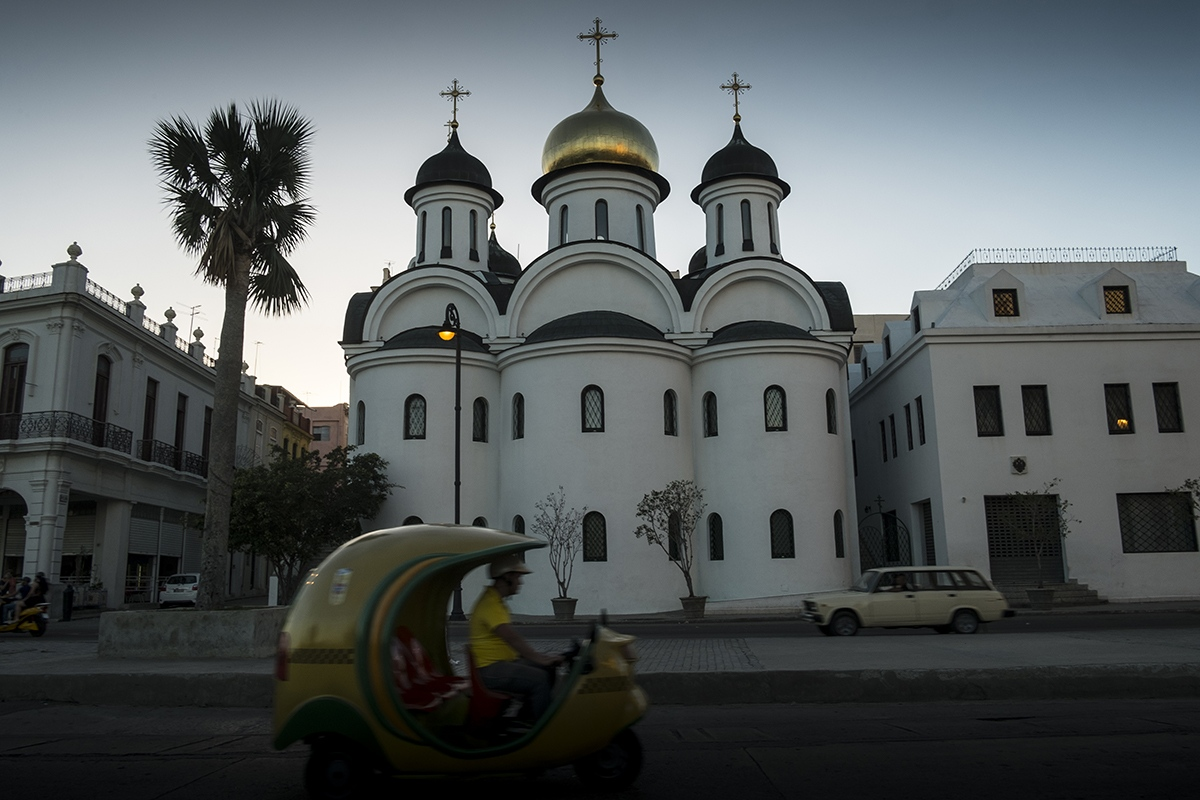 As a symbolic monument to the Cuban-Russian friendship, the Russian Orthodox Church Nuestra Senora de Kazan was inaugurated in 2008.