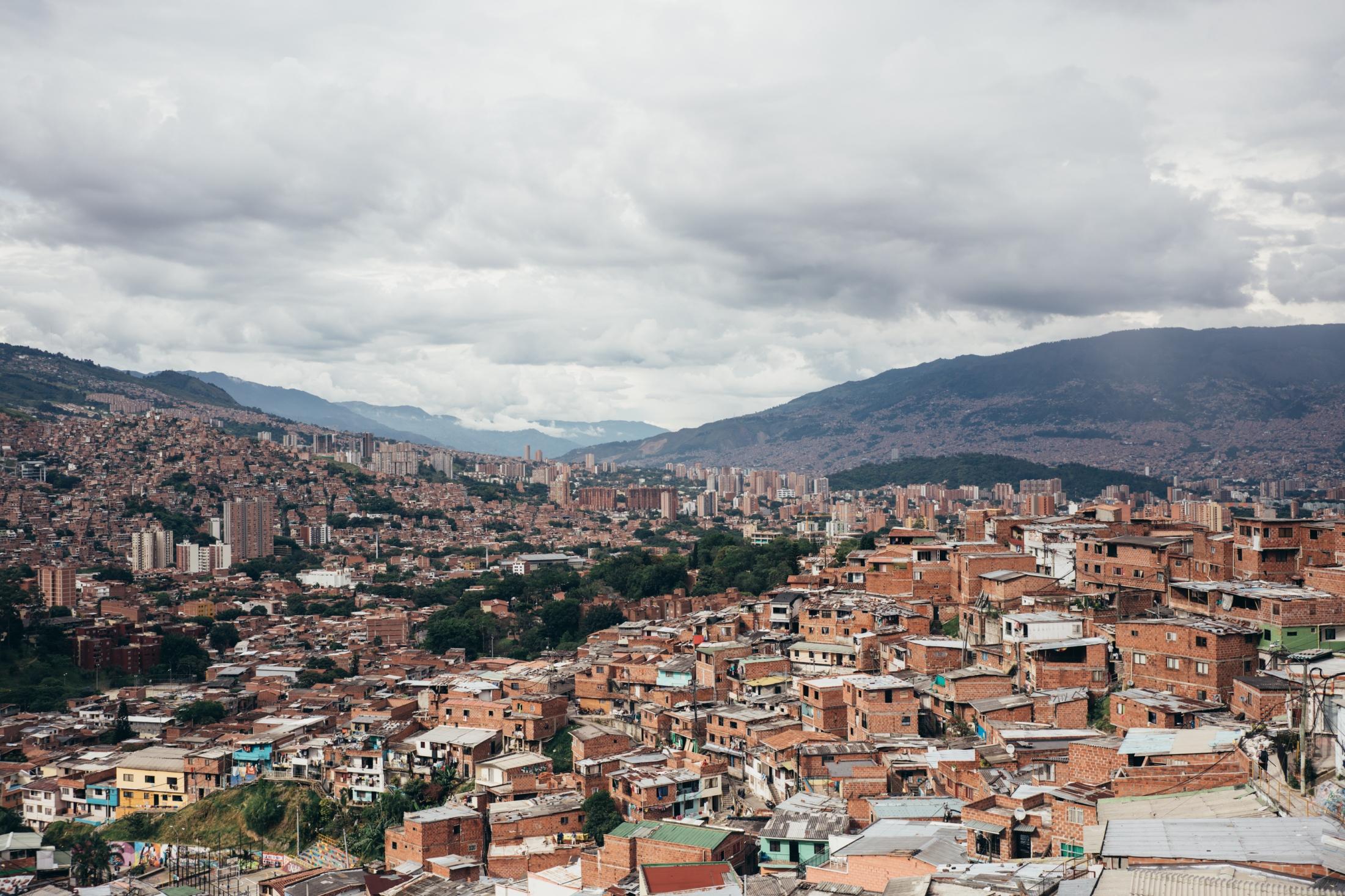 Comuna 13, Medellín 2019