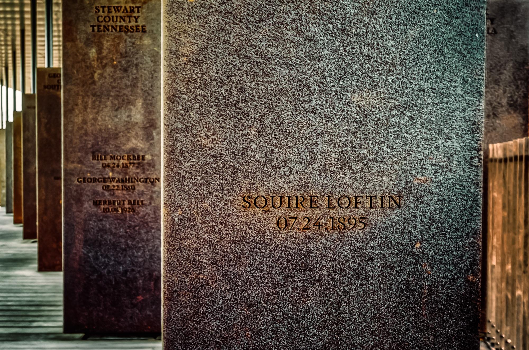 Squire Loftin