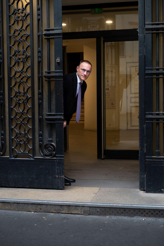  Nicolas Forissier , lanceur d'alerte dans le dossier UBS