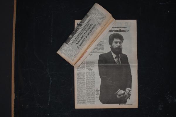 Georges Abdallah - Un résistant embastillé