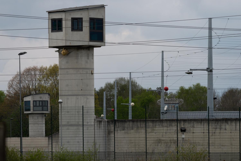 France - Lannemezan - Des miradors de la prison - 2019