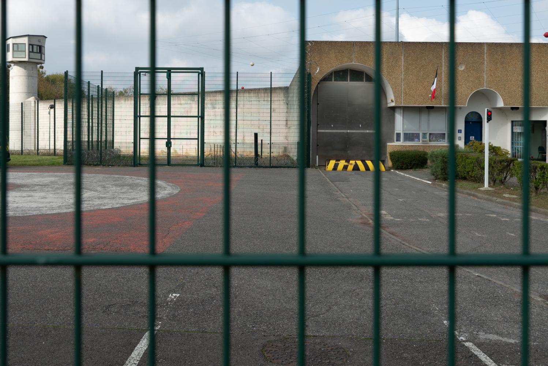 France - Lannemezan - L'entrée de la prison France - Lannemezan - Des miradors de la prison - 2019- 2018