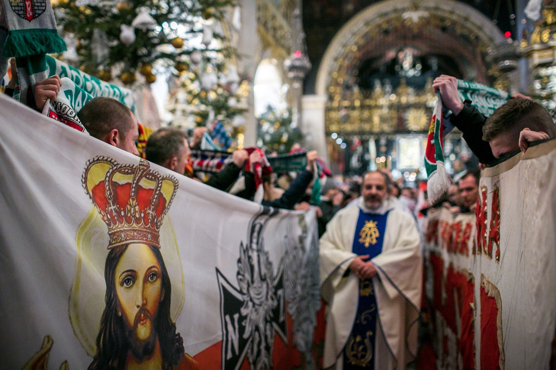 X Patriotic Pilgrimage of Fans to Czestochowa , Poland 2018 BuzzFeed News