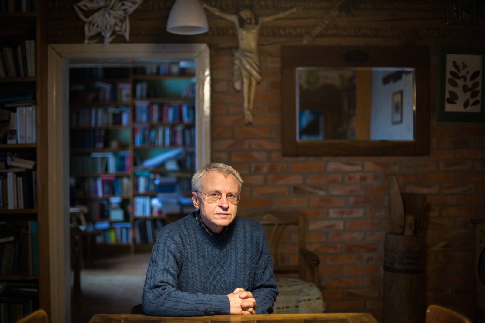 Jan Kazimierz Polkowski- poet, journalist,activist of NSZZ Solidarnosc.President of the Smolensk Foundation,responsible for supporting the implementation and dissemination of the feature film Smolensk. Poland BuzzFeed News