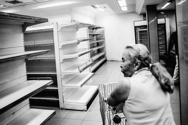 Venezuela Economic Plight - Photography project by Kamila Stepien