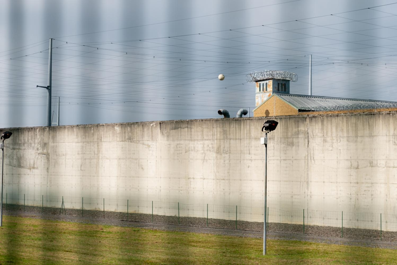 France - Lannemezan - Le centre pénitentiaire - 2018