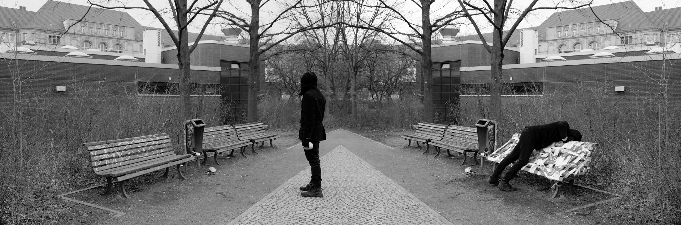dead end, Berlin, 2018