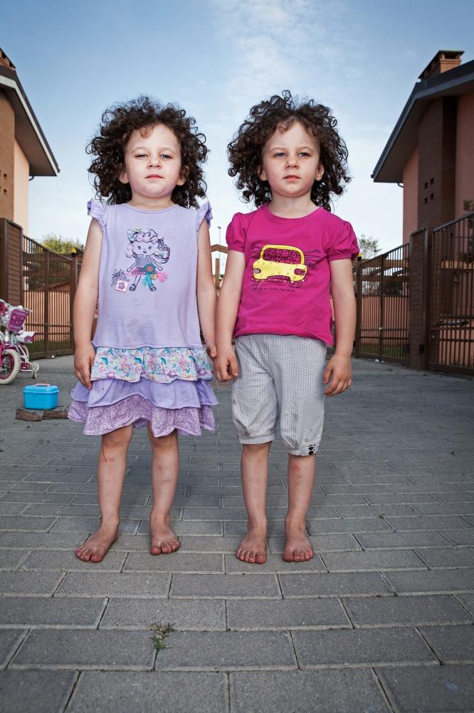 Giada e Giulia TWINS #1