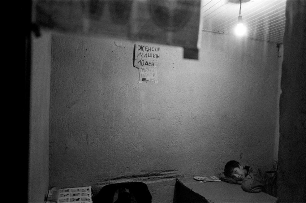 Art and Documentary Photography - Loading 019 Prolaz_Macedonia,Skopje 2004.jpg