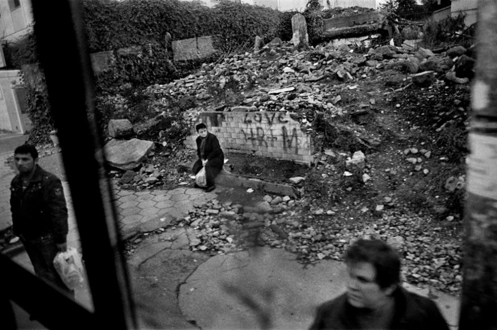 Art and Documentary Photography - Loading 025 Prolaz_Albania,Tirana 2011.jpg