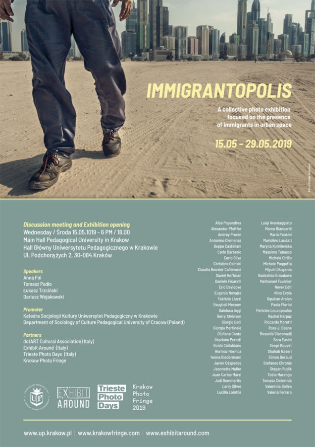 Art and Documentary Photography - Loading Immigrantopolis_A4poster.jpg