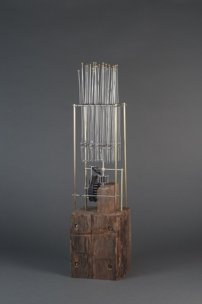 Kinetic Sculpture by Bruce Campbell