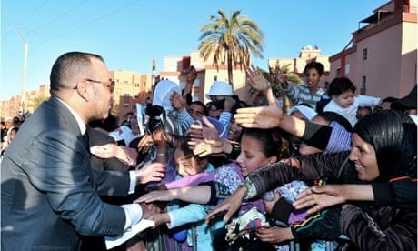 Photography image - Loading The-king-of-Morocco-Moham-007.jpg