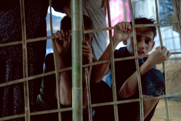 I saw my child burning - Rohingya Crisis / Women Rights