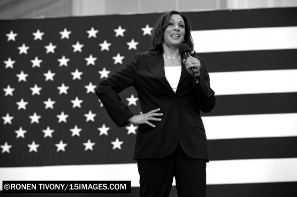 Sen. Kamala Harris - Close the Gender Pay Gap