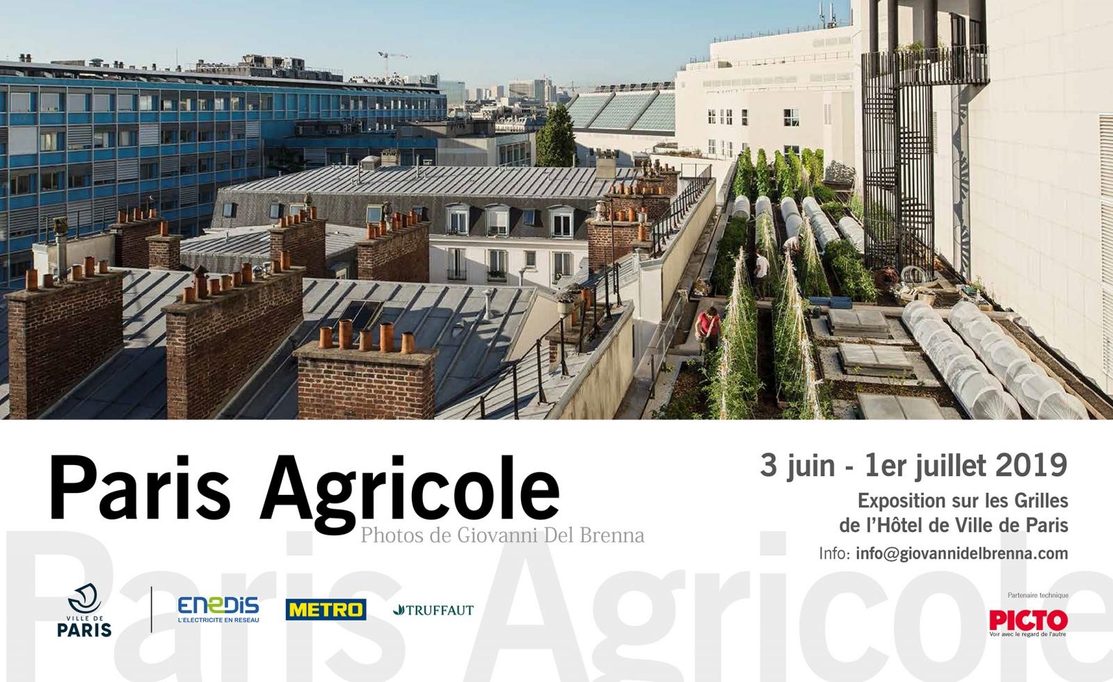 Photography image - Loading PAris_agricole.jpg