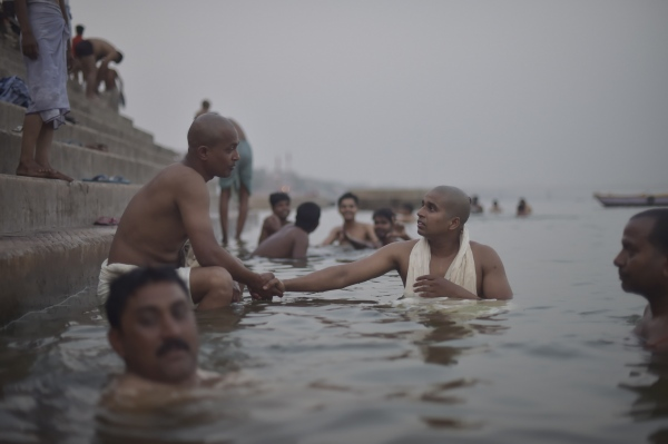 Death On The Ganges