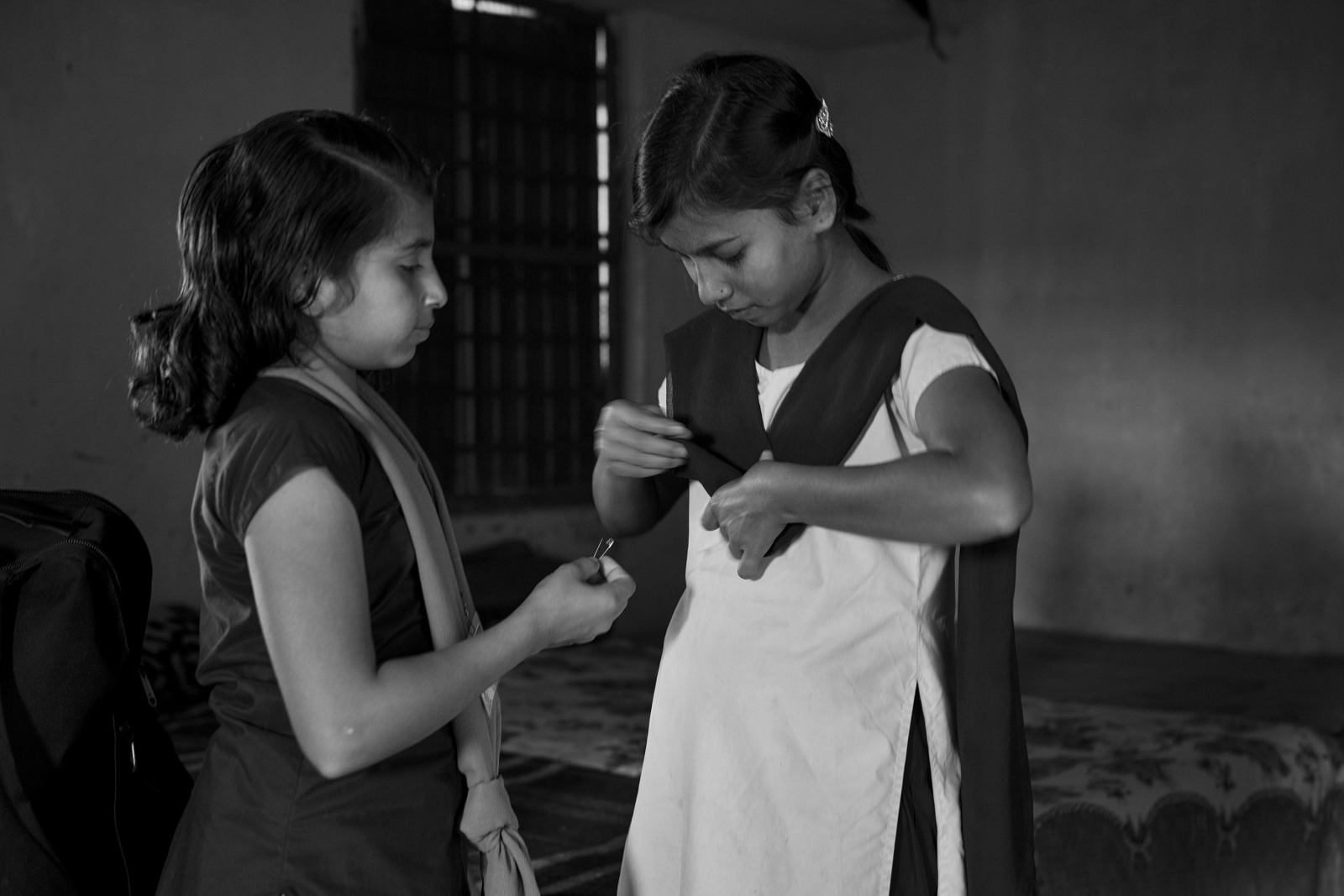 The Boarding School Saves Girls From Sex Trafficking By Vidhyaa C-3738