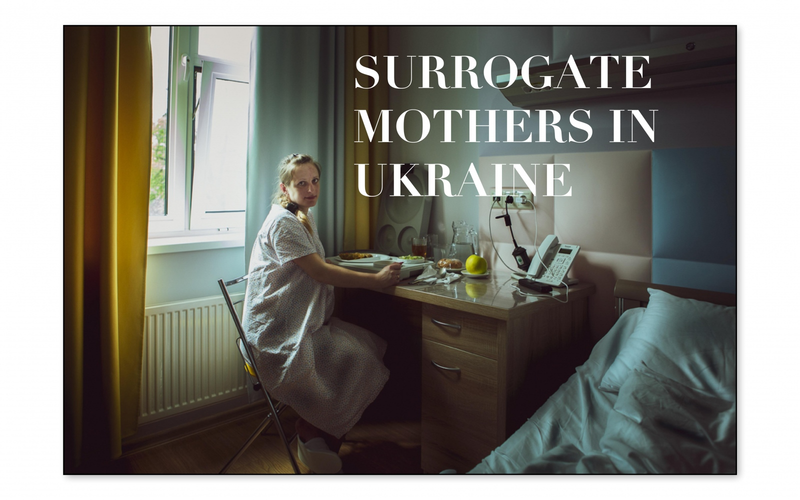 Photography image - Loading Surrogate_Mothers-Kamila_Stepien.jpg