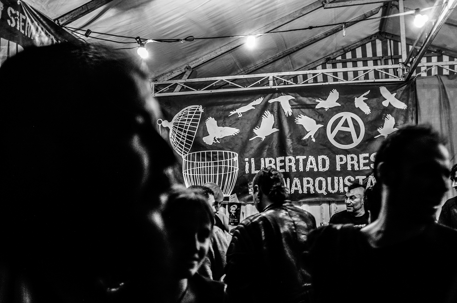 Festival to raise funds for Anarchist Prisoners