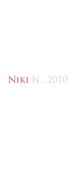Art and Documentary Photography - Loading NikiN.jpg