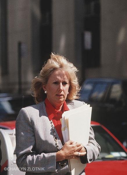 Linda Fairstein, Manhattan DA Sex Crimes Unit