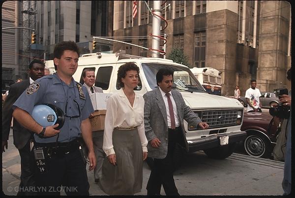 Elizabeth Lederer - Asst. District Attorney, lead attorney for the trials