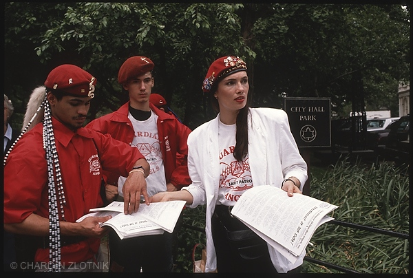 Guardian Angels with Lisa Sliwa