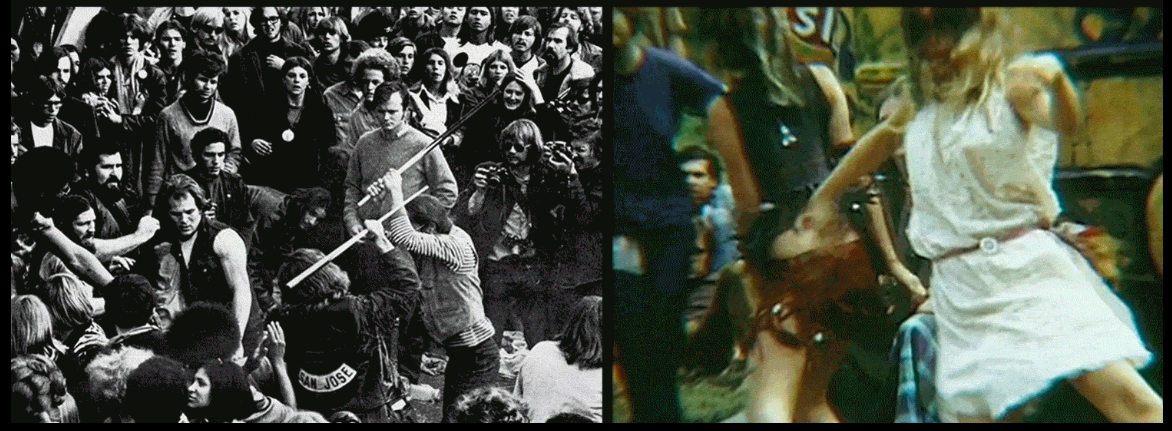 Woodstock, Nixon, Stonewall And The Man On The Moon: 50