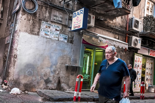 Napoli 2019 - Photography project by Laurent Coust