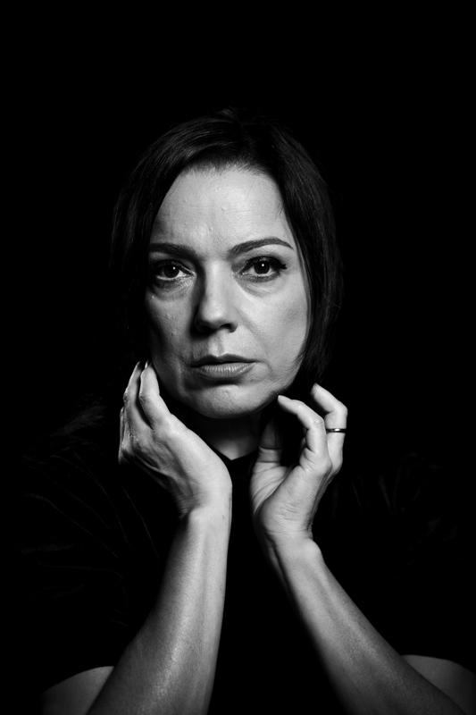 Bete Coelho, atriz para Sesc Pinheiros / Bete Coelho, brazilian actress for Sesc Pinheiros