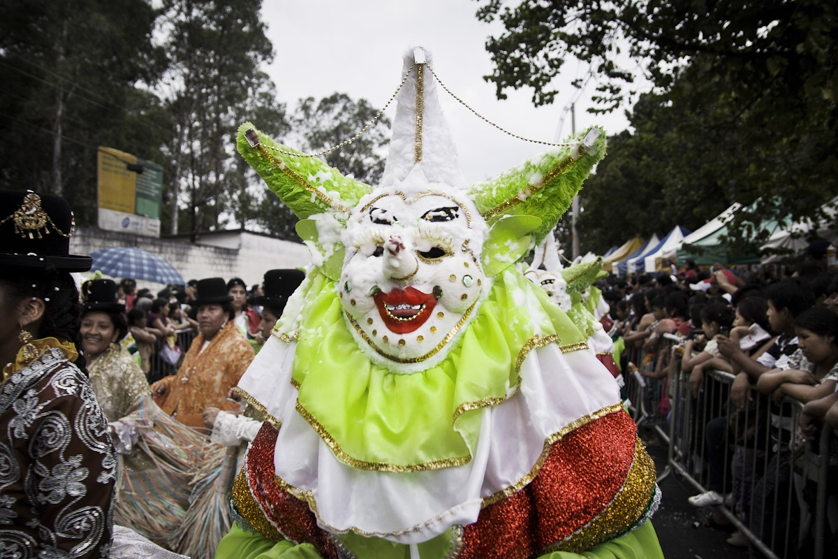 Carnaval boliviano / Bolivian Carnival